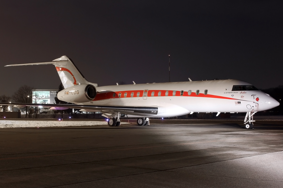 Global Express XRS 6000